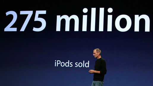 All the signs are that Steve Jobs and Apple are going to corner the mobile phone market, following their phenomenal success with the iPod. European CEO's Martyn Cornell assesses the personal contribution of the company's charismatic CEO, and asks: would the company survive without him?