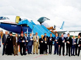 For the last 20 years Polet Airlines has gained valuable experience in transporting extra-heavy and unique shipments, providing services of the highest quality