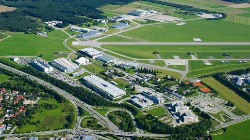 Or should that be launch? Jane Bordenave talks to Thomas Warg of Special Airport Oberpfaffenhofen about this unique location that is home to both first class business facilities and a space exploration centre