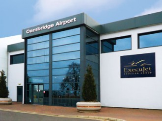 ExecuJet has recently expanded into Cambridge Airport, which is likely to see a lot of traffic in 2012 thanks to the forthcoming London Olympics