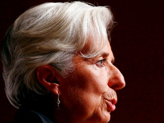 Martin Morris examines Christine Lagarde's handling of the IMF, and how she intends to get nervous nations to part with the cash in their dwindling coffers