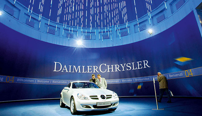 Merger and acquisitions daimler chrysler