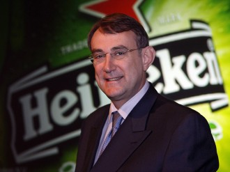 Unwaveringly confident of long-term gains and unflinching in his risk taking, Jean-François van Boxmeer has advanced Heineken International beyond all expectation