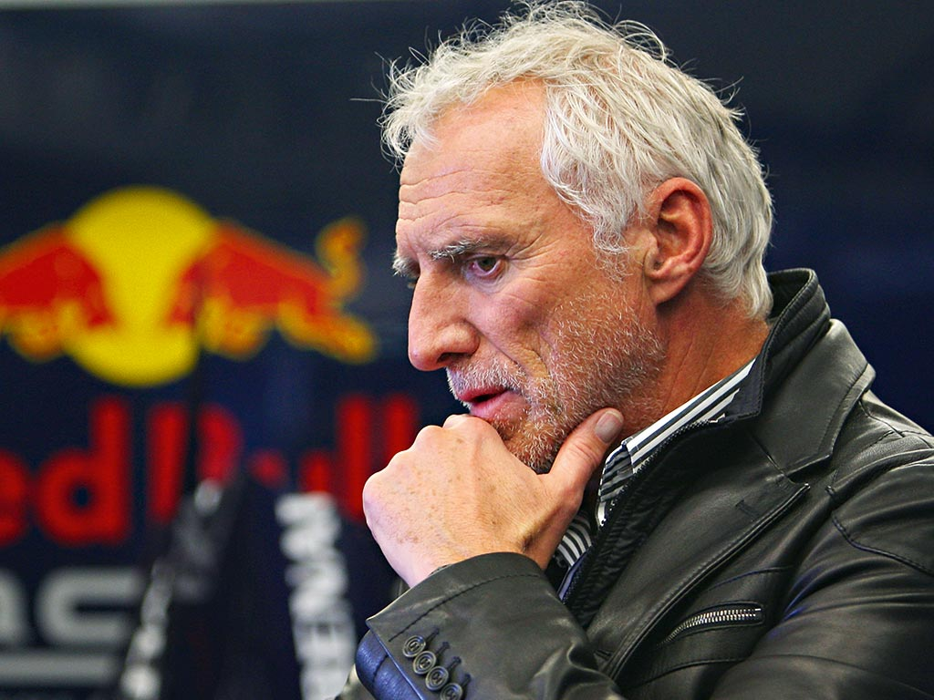 Dietrich Mateschitz, the press-shy CEO behind Red Bull