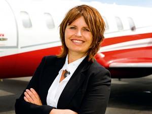 Karina Larsen, CEO, Satcom1