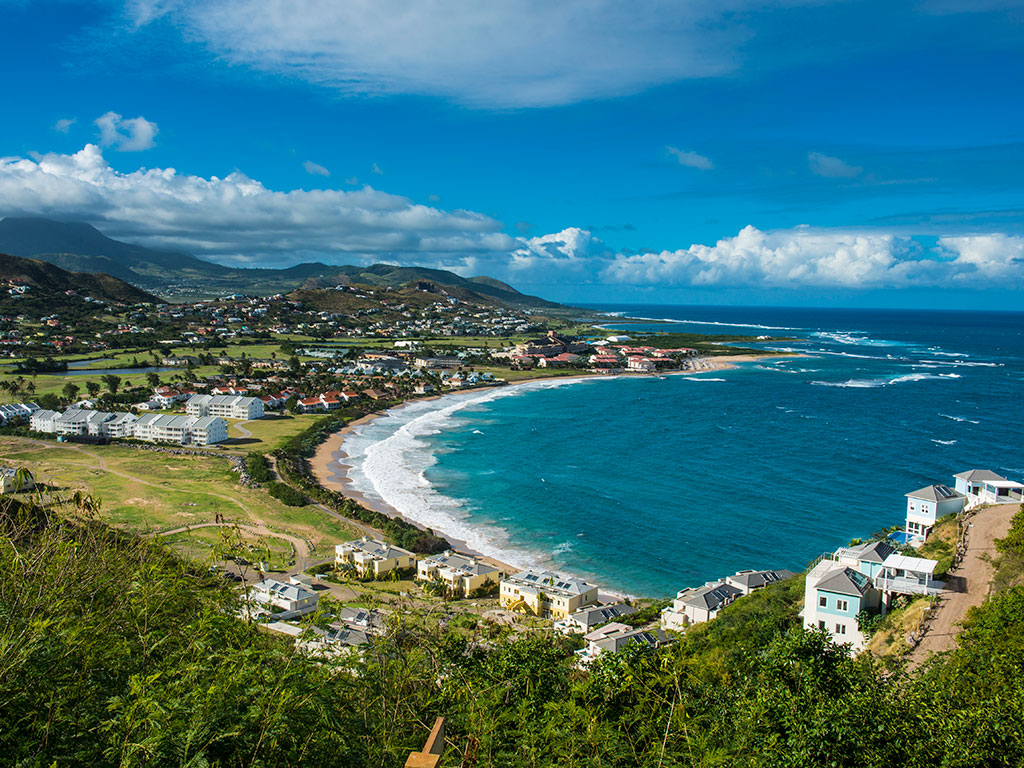 Property in St Kitts is highly sought after: it's believed that scores of families from Asia, the Middle East, and Europe and the US have been applying for citizenship there