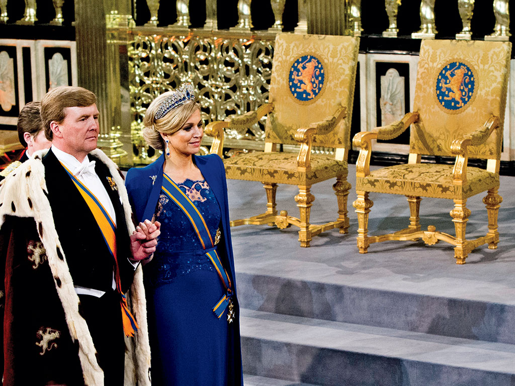 The royal house of Willem-Alexander is estimated to bring as much as €5bn to the Dutch economy