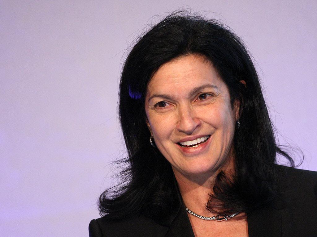 Krug Champagne CEO Margareth Henriquez