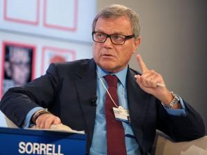 Sir Martin Sorrell, CEO WPP