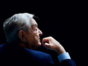 Investor George Soros has recently increased his share in six Greek shipping firms