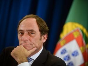 Portugal's deputy prime minister, Paulo Portas