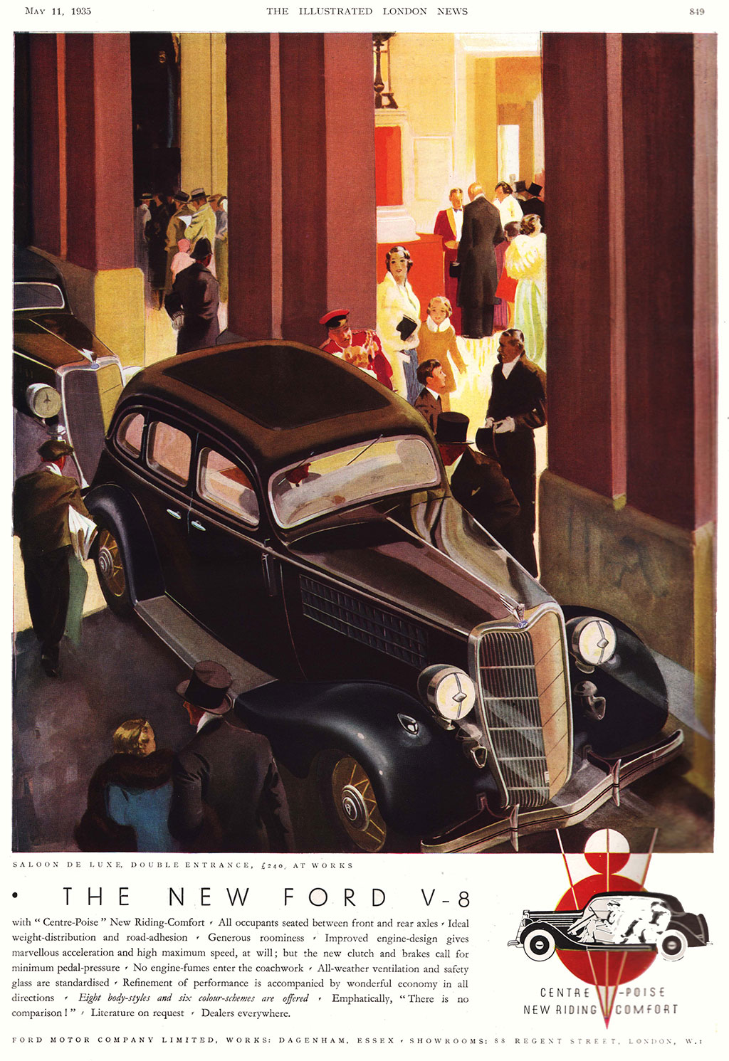 Famous car adverts from 1920-1950 – European CEO