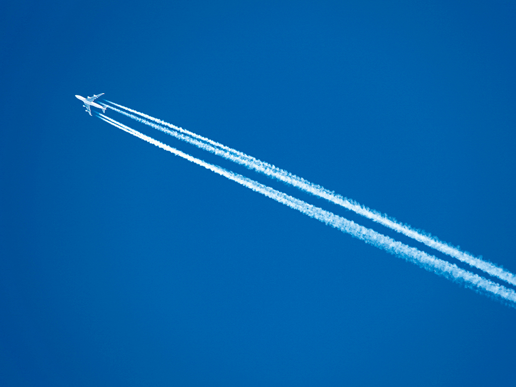Plane Simple Wallpaper by Flying Privately on