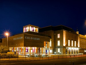 The Watford Colosseum, a previous regeneration project in the town. With its first rate infrastructure and vibrant culture, Watford has become a major transport hub and regional economic player