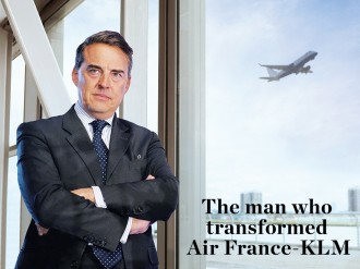 He has an ancestor who fought in bloody battles for Napoleon and a noble lineage stretching back generations, so when Alexandre de Juniac was given the top job at Air France-KLM, he certainly had a lot to live up to