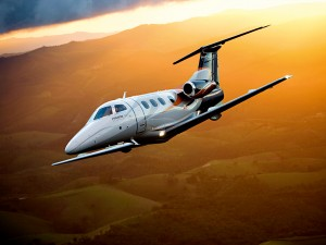 Arcus Executive Aviation's private jet, the Phenom 100, makes executive travel deliciously comfortable. Musicians, athletes and other noteworthy individuals have travelled numerous times with the company