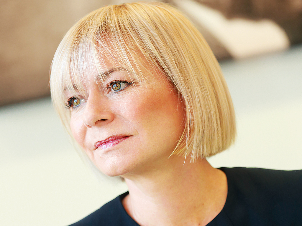 Harriet Green became head of Thomas Cook in unconventional circumstances two years a