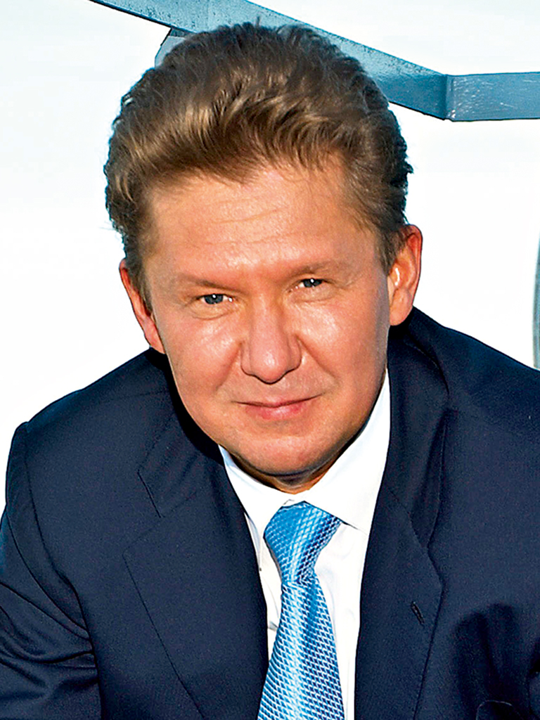 Gazprom CEO Alexey Miller has won shareholder support by clearing out corruption and allying himself closely with his longtime friend President Vladimir Putin
