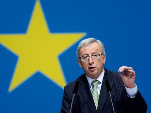 "Jean-Claude Juncker, President of the European Commission. His appointment has upset the likes of David Cameron and Iain Duncan Smith, the latter of whom said that giving him the role was ""flicking two fingers at the rest of Europe"""