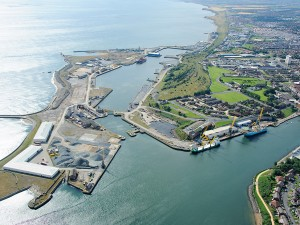 The Port of Sunderland: a key economic force for decades