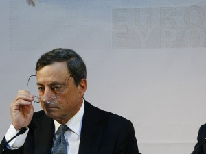 Yesterday, President of the ECB, Mario Draghi, gave more information about the bank's asset purchase programme, due to start later this year. The institution hopes the purchases will add essential liquidity to its flagging financial system