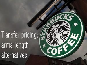 Starbucks Transfer pricing