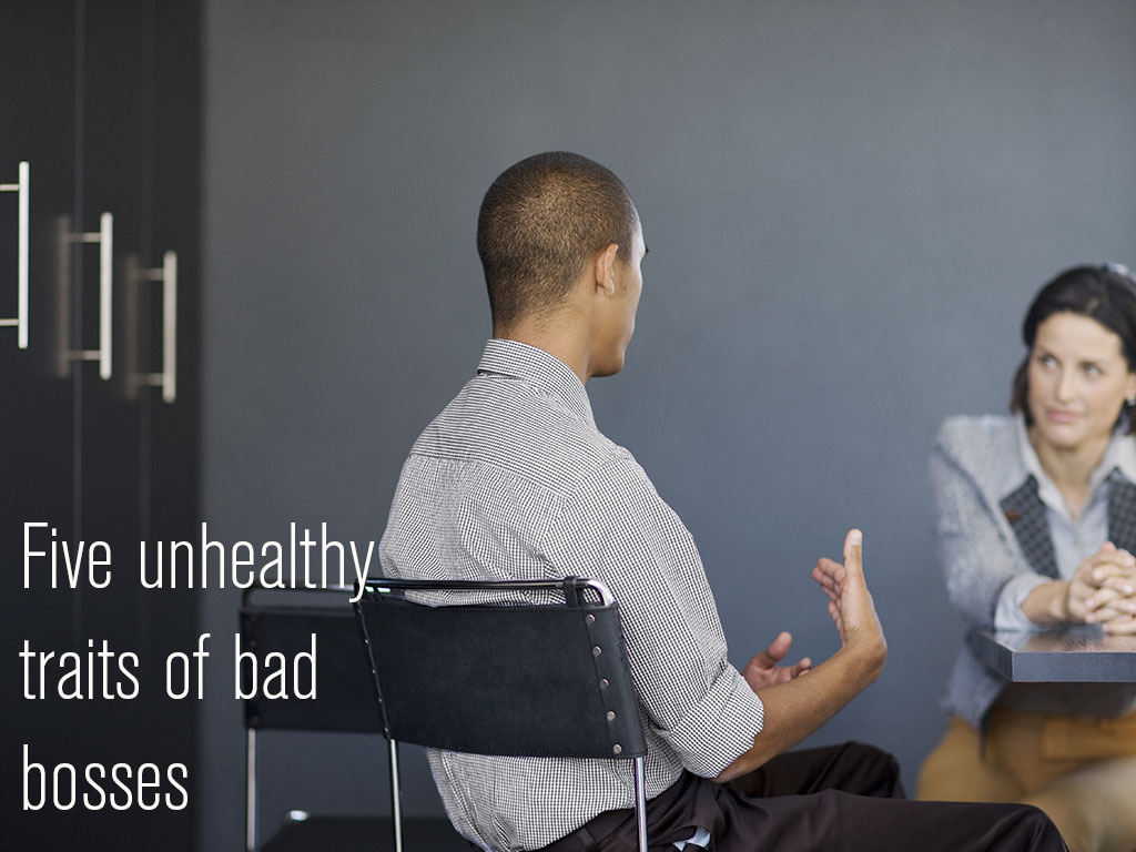 unhealthy traits of bad bosses european ceo in workplaces across the globe managers bad traits are failing to trust colleagues and ultimately inciting negative working environments