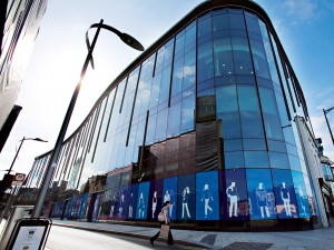 Apple offices in Cork, Ireland. The country's finance minister has recently announced plans to close the 'double Irish' tax loophole, a favourite with multinational corporations including Apple, Google and General Electric