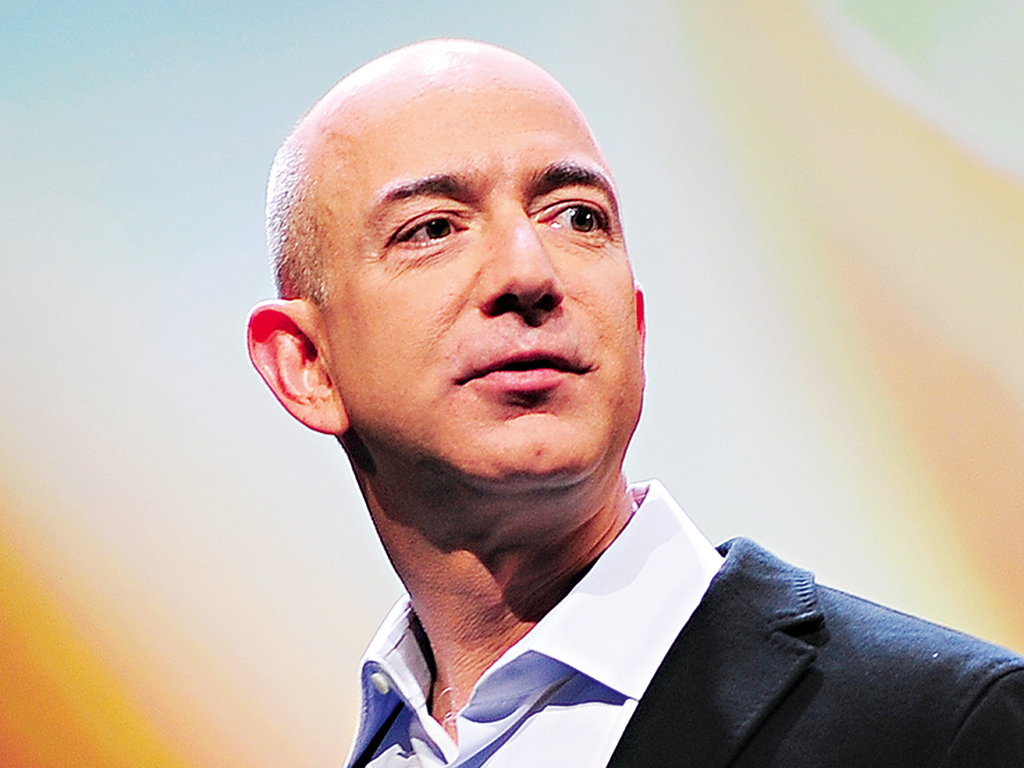 As a young man, Jeff Bezos had the intellect to do anything he set his mind to. As it happens, he set his mind to developing the world's biggest and best online retailer. The rest is history