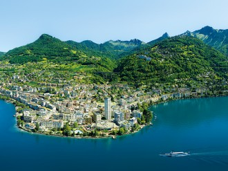 Nestled between one of the world's most beautiful mountain ranges and most stunning lakes, Montreux has an infrastructure and convention centre to match its natural beauty