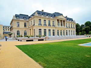 the OECD's Paris HQ. The OECD's latest set of recommendations will have many implications for businesses