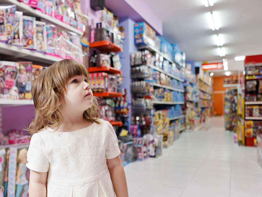 Toy Stores For Boys : Gender marketing must stop european ceo