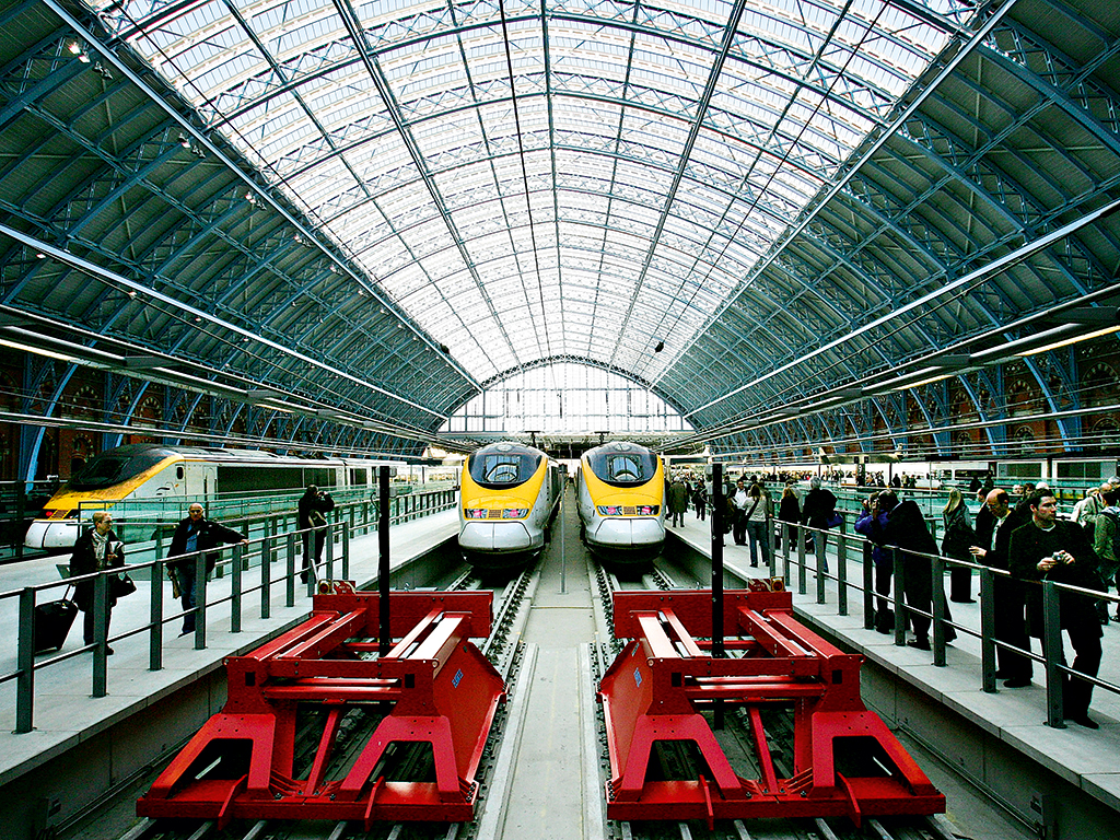 Since its inception in 1994, Eurostar has been at the heart of innovation in the travel sector - keeping its head up above water in spite of intense competition from rivals such as Easyjet