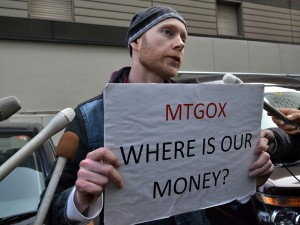 MTGox lost $575m in total after the digital currency exchange was attacked by hackers in 2014. Many are concerned losses for bitcoin exchange Bitstamp could be just as bad