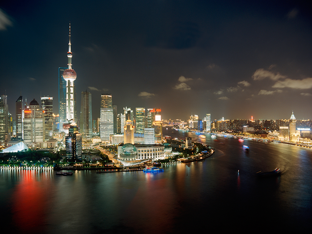 Shanghai, China. The UK government hopes that by joining forces with Asian Infrastructure Investment Bank they can capitalise on one of the world's fastest growing markets