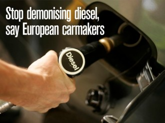 A campaign has been launched to combat the demonisation of diesel as leading carmakers fear a backlash will ignore technical advances