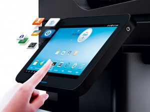 Samsung's unique MFD technology allows users to print and scan content seamlessly. Its leading range of print technology products led to it being named 'Range of the Year' by Buyers Lab International