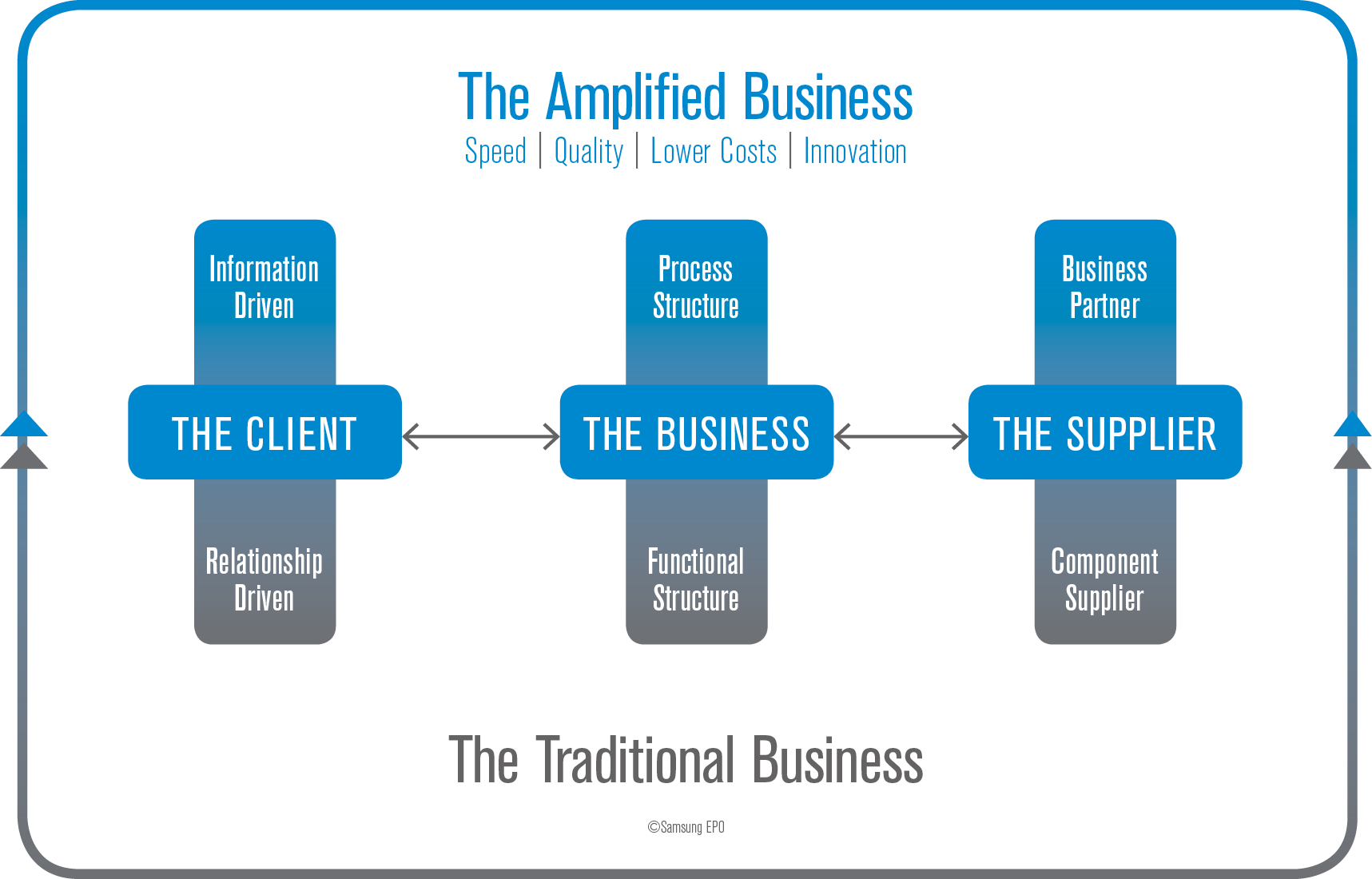 The Amplified Business