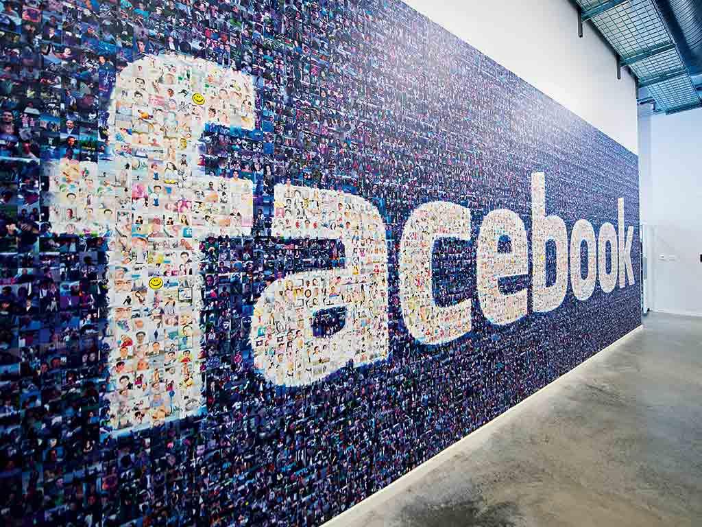 Facebook's first non-US data centre, located in Lulea, Swedish Lapland
