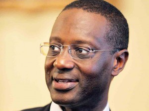 French-Ivorian born Tidjane Thiam has had a much more varied career than many of his contemporaries, having worked in the government and been CEO of insurance provider Prudential