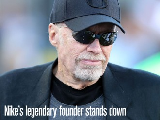 Five decades after founding sportswear powerhouse Nike, Phil Knight has announced that he will step down in 2016