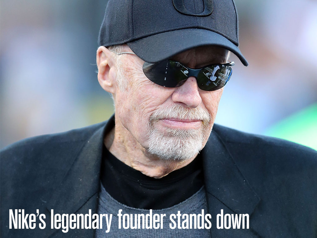 phil knight ceo at nike 1983 Nike was previously known as blue ribbon sports (rbs) founded in 1964 by phil knight and bill bowerman phil knight was a middle distance runner hailing from portland who trained under track and field coach bill bowerman.
