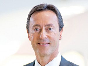 Fabrice Brégier, CEO of Airbus, has helped the airline company make substantial gains during his tenure. Image courtesy of Airbus