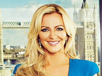 Having built a £50m empire from the ground up, Michelle Mone is known as one of the UK's most successful entrepreneurs. Like all true business greats, she has no plans to slow down either