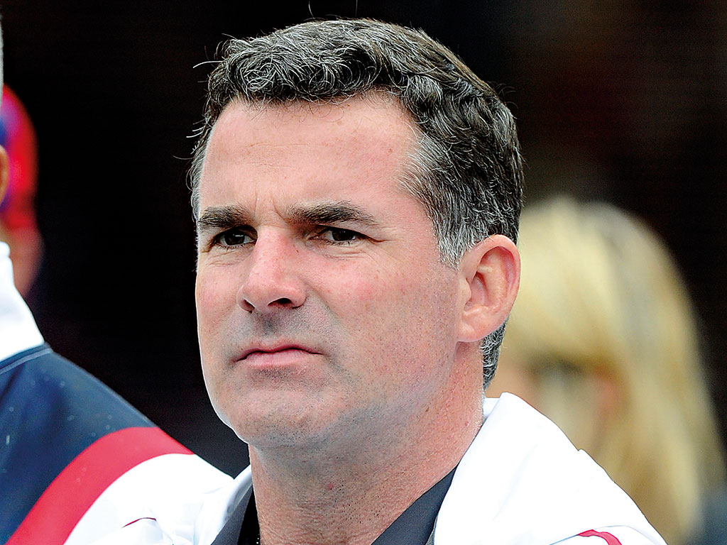 Kevin Plank is stepping down as Under Armour's president but will remain CEO