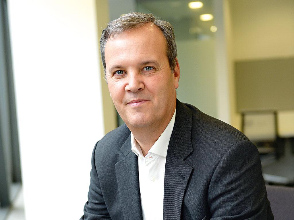Cees Vermaas, CEO of CME Europe