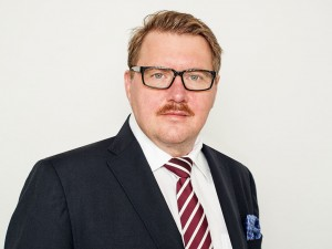 Carsten Heinrich, Managing Director of Rubina Real Estate, who has seen investor interest soar in Berlin's property market