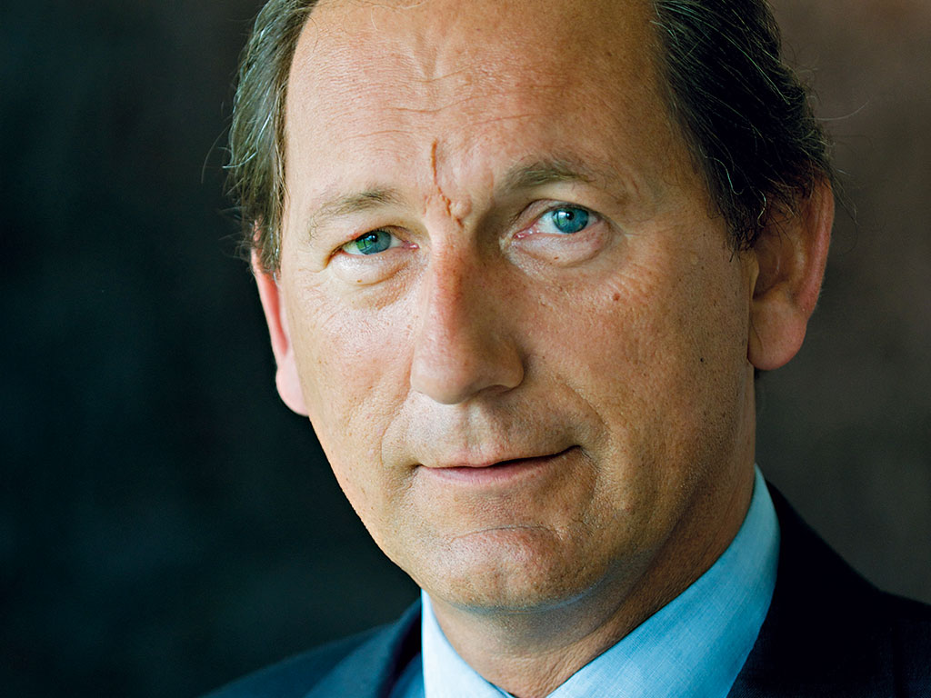 Nestlé's Paul Bulcke, whose leadership focuses on putting the right people in the right places - and fosters a culture of trust