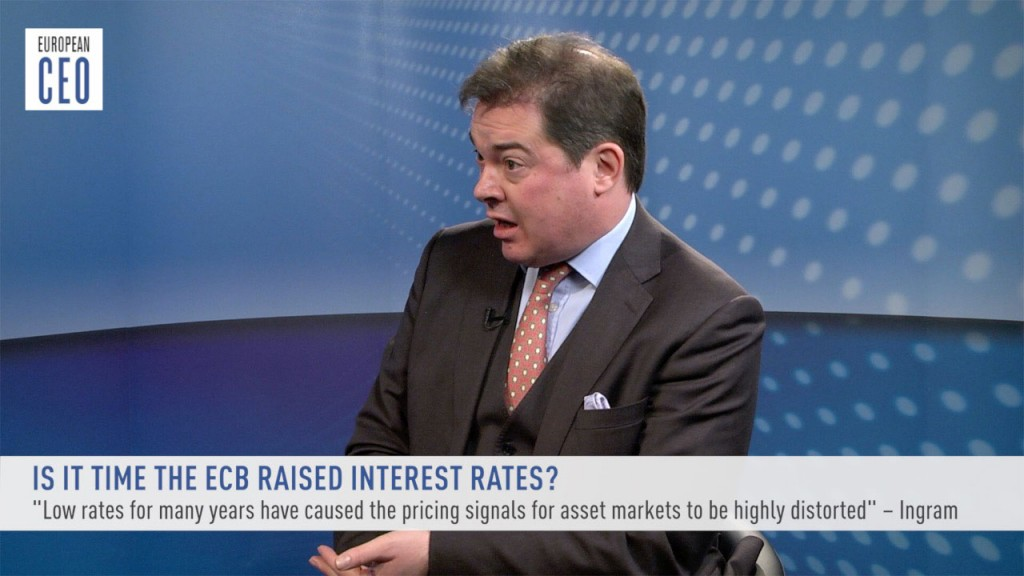 The European Central Bank has recently announced that it will keep interest rates on hold
