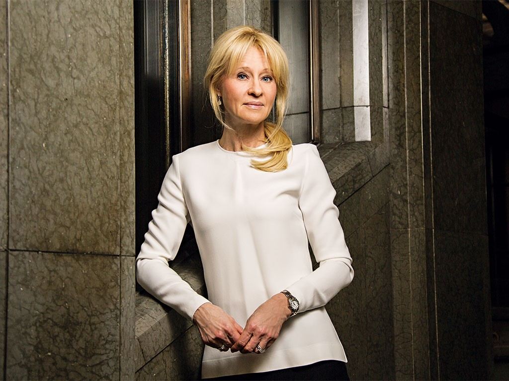 Annika Falkengren, CEO of Skandinaviska Enskilda Banken, saw her bank emerge successfully from the 2008 financial crisis. As European banks look likely to face further trouble, her approach is just what her firm needs